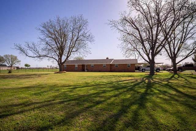 197 Durango Trail, Wichita Falls, TX 76310 (MLS #159946) :: Bishop Realtor Group