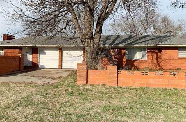 1211 Sheppard Road, Burkburnett, TX 76354 (MLS #159949) :: Bishop Realtor Group