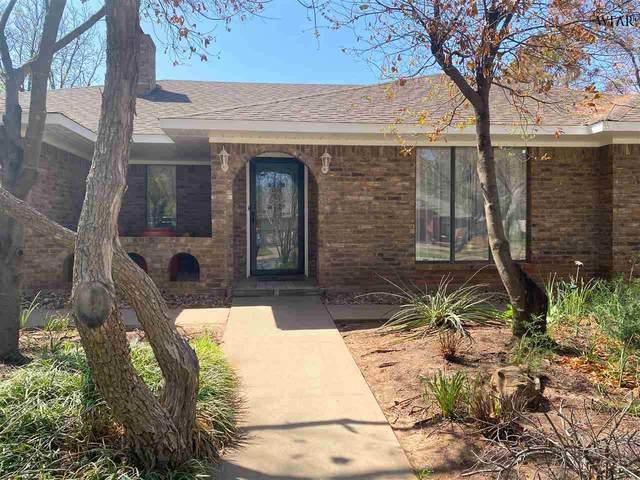4301 Ridgemont Drive, Wichita Falls, TX 76309 (MLS #159953) :: WichitaFallsHomeFinder.com