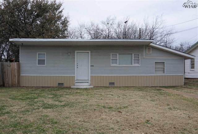 2006 Bell Street, Wichita Falls, TX 76301 (MLS #159957) :: Bishop Realtor Group