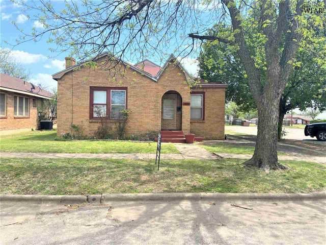 1809 Buchanan Street, Wichita Falls, TX 76309 (MLS #159966) :: Bishop Realtor Group