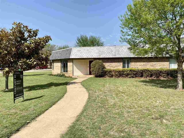4404 Shady Lane, Wichita Falls, TX 76309 (MLS #159972) :: Bishop Realtor Group