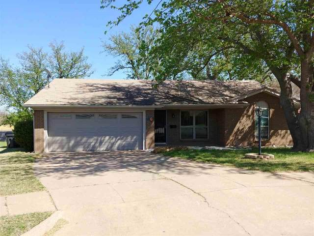 6 Brandy Lane, Wichita Falls, TX 76306 (MLS #159975) :: Bishop Realtor Group