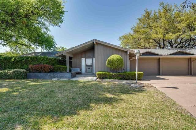 2506 Gladney Lane, Wichita Falls, TX 76308 (MLS #159987) :: Bishop Realtor Group