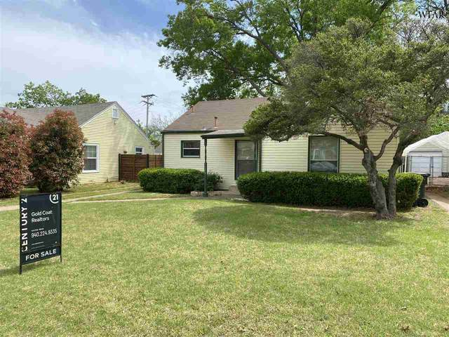 1629 Ardath Avenue, Wichita Falls, TX 76301 (MLS #160000) :: Bishop Realtor Group