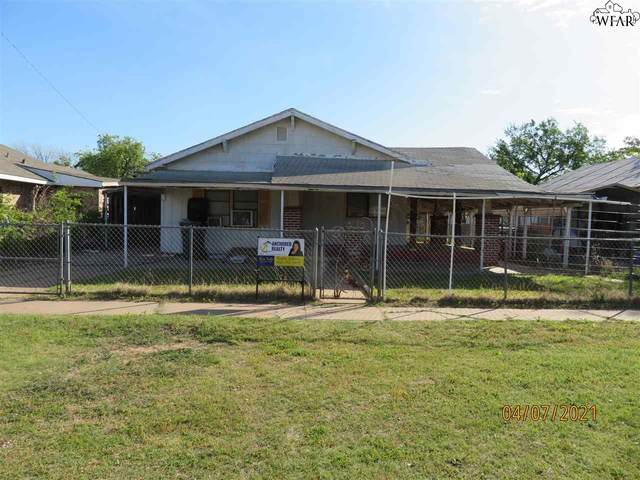805 Bridge Street, Wichita Falls, TX 76306 (MLS #160003) :: WichitaFallsHomeFinder.com