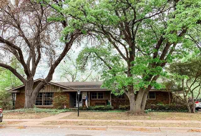 1554 Singleton Avenue, Wichita Falls, TX 76302 (MLS #160005) :: Bishop Realtor Group