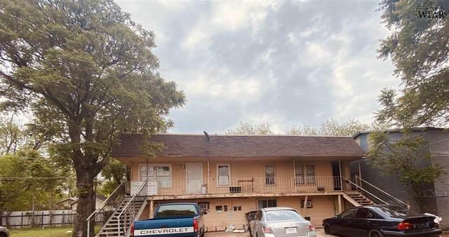 2309-2311 Holliday Road, Wichita Falls, TX 76301 (MLS #160008) :: Bishop Realtor Group