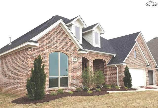 5336 Waterford Drive, Wichita Falls, TX 76310 (MLS #160009) :: Bishop Realtor Group