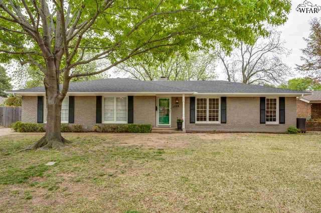 1529 Hanover Road, Wichita Falls, TX 76302 (MLS #160013) :: Bishop Realtor Group