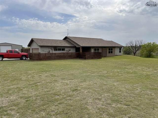 590 Minnetonga Trail, Wichita Falls, TX 76310 (MLS #160014) :: Bishop Realtor Group