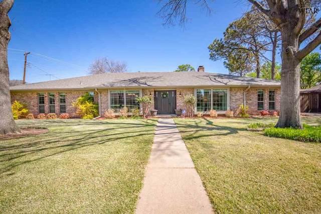 2320 Antigua Street, Wichita Falls, TX 76308 (MLS #160015) :: Bishop Realtor Group