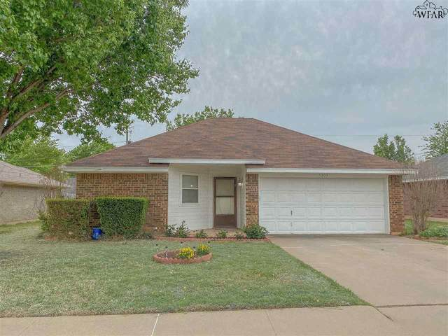 5303 Long Leaf Drive, Wichita Falls, TX 76310 (MLS #160017) :: WichitaFallsHomeFinder.com