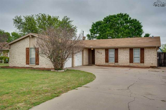 2312 Perrin Drive, Wichita Falls, TX 76306 (MLS #160021) :: Bishop Realtor Group