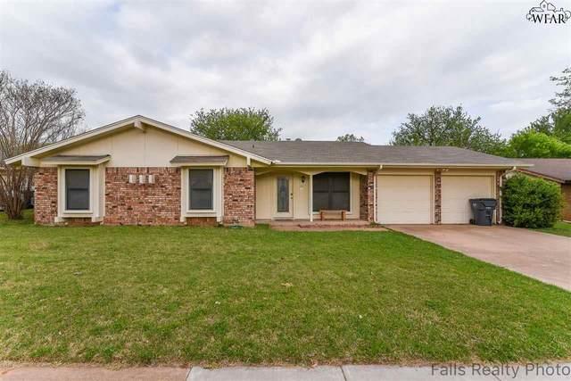 11 Carswell Circle, Wichita Falls, TX 76306 (MLS #160022) :: Bishop Realtor Group