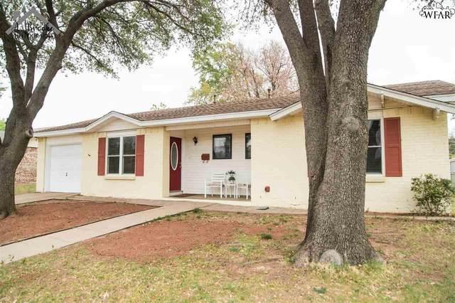 4803 Cypress Avenue, Wichita Falls, TX 76310 (MLS #160024) :: Bishop Realtor Group