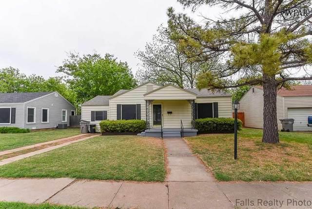 3313 Sherwood Lane, Wichita Falls, TX 76308 (MLS #160025) :: Bishop Realtor Group