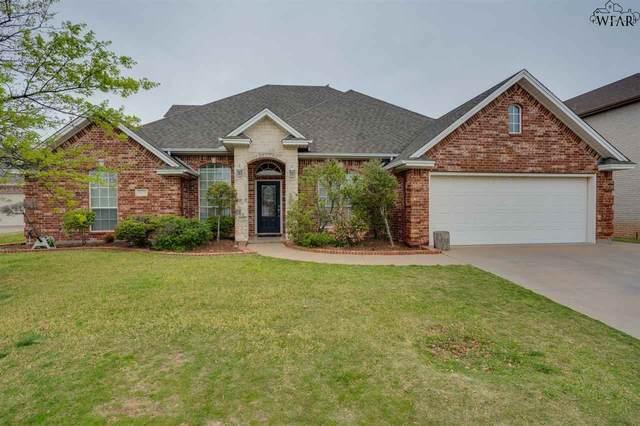 5121 Wakefield Lane, Wichita Falls, TX 76310 (MLS #160026) :: Bishop Realtor Group