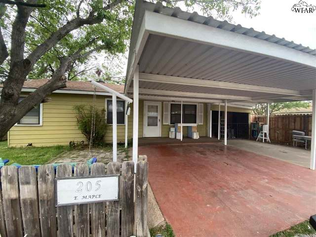 205 E Maple Street, Holliday, TX 76366 (MLS #160029) :: Bishop Realtor Group