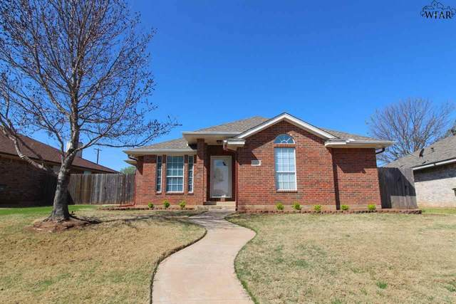 5303 Northview Drive, Wichita Falls, TX 76306 (MLS #160030) :: Bishop Realtor Group