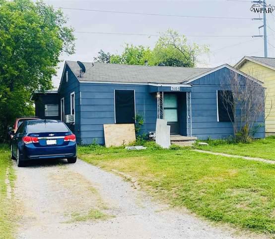 3105 Colquit Road, Wichita Falls, TX 76309 (MLS #160032) :: Bishop Realtor Group