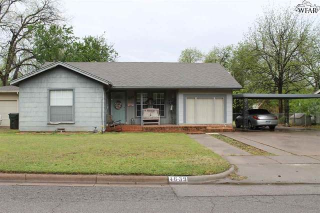 1639 Victory Avenue, Wichita Falls, TX 76301 (MLS #160036) :: Bishop Realtor Group