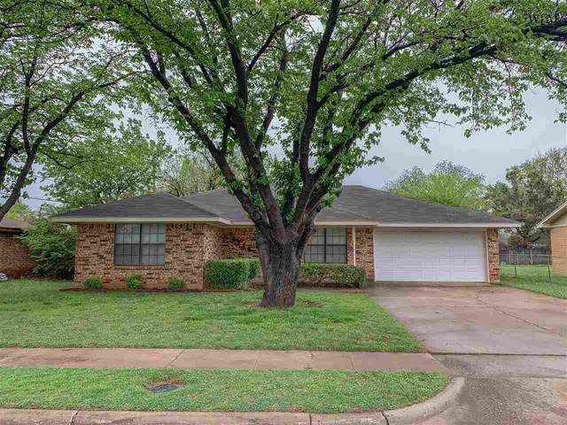 4718 Trinidad Drive, Wichita Falls, TX 76310 (MLS #160038) :: Bishop Realtor Group