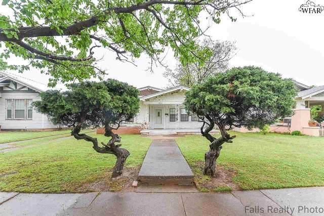 1806 Huff Street, Wichita Falls, TX 76301 (MLS #160043) :: Bishop Realtor Group