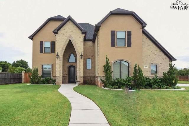 4119 Shady Grove Lane, Wichita Falls, TX 76308 (MLS #160049) :: Bishop Realtor Group