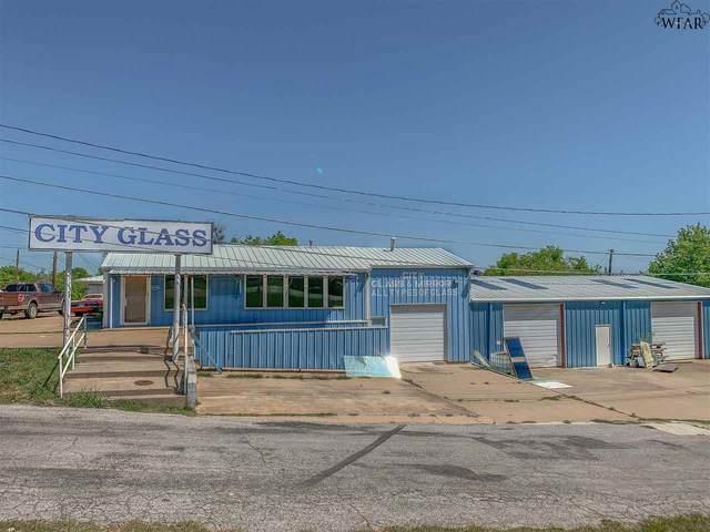 2212 5TH STREET, Wichita Falls, TX 76301 (MLS #160052) :: Bishop Realtor Group