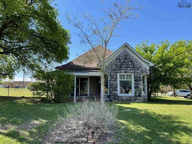 708 Tremont, Byers, TX 76357 (MLS #160063) :: Bishop Realtor Group