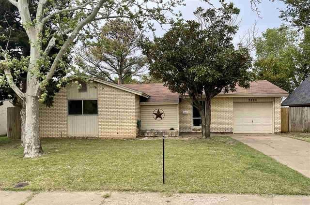 5114 Fairway Drive, Wichita Falls, TX 76310 (MLS #160064) :: Bishop Realtor Group
