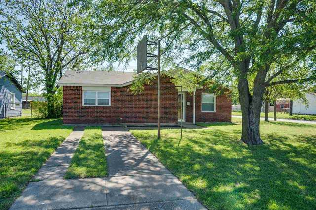 3313 Arthur Street, Wichita Falls, TX 76308 (MLS #160073) :: Bishop Realtor Group