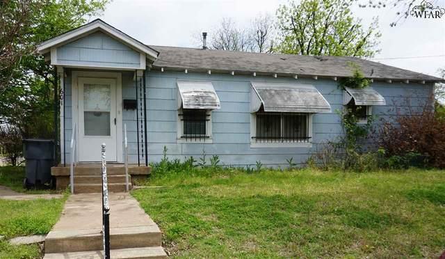 601 Roosevelt Street, Wichita Falls, TX 76301 (MLS #160081) :: Bishop Realtor Group