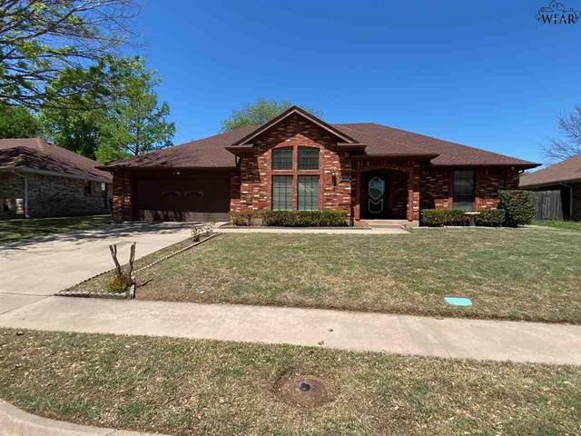 2722 Shepherds Glen, Wichita Falls, TX 76308 (MLS #160082) :: Bishop Realtor Group