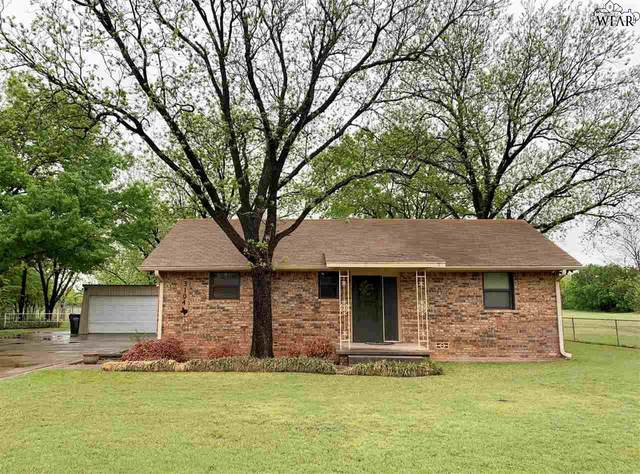 3104 Northeast Drive, Wichita Falls, TX 76306 (MLS #160088) :: Bishop Realtor Group