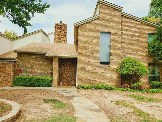 4217 Seabury Drive, Wichita Falls, TX 76308 (MLS #160089) :: Bishop Realtor Group