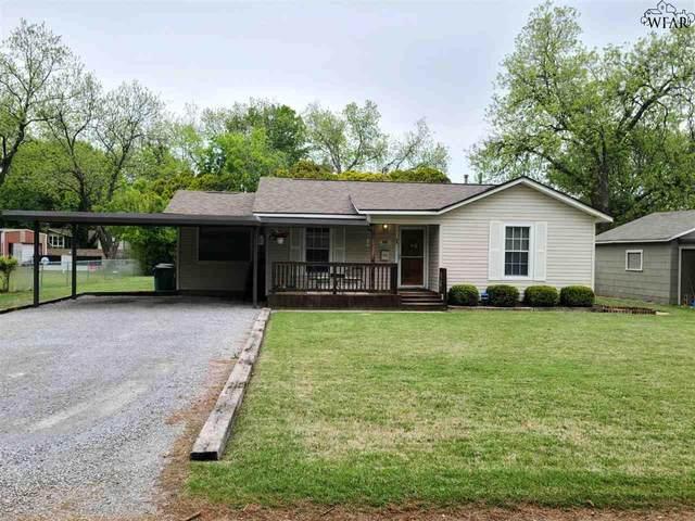 605 Meadow Drive, Burkburnett, TX 76354 (MLS #160097) :: Bishop Realtor Group