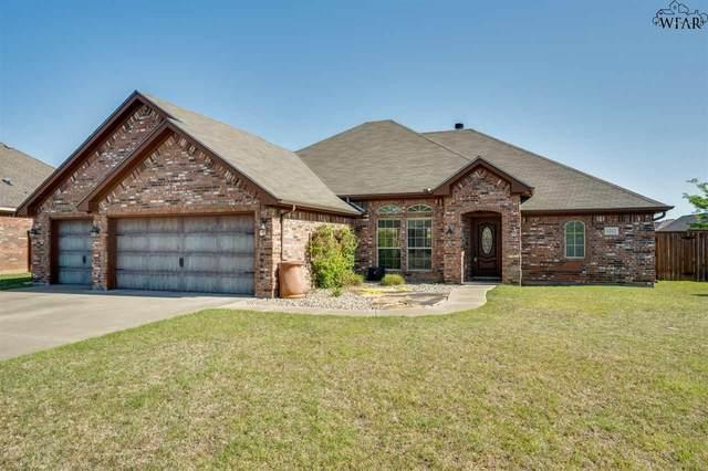 6202 Talon Trail, Wichita Falls, TX 76310 (MLS #160098) :: Bishop Realtor Group