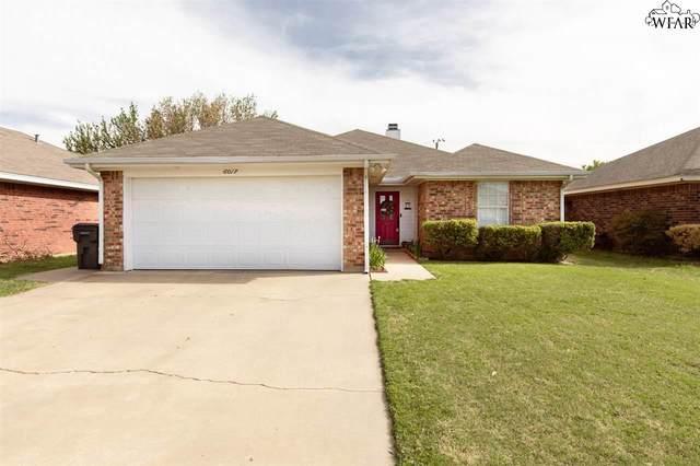 6017 Laci Lane, Wichita Falls, TX 76310 (MLS #160099) :: Bishop Realtor Group