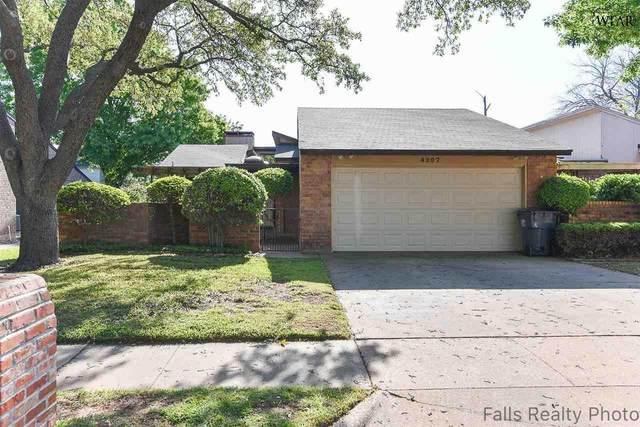 4207 Picasso Drive, Wichita Falls, TX 76308 (MLS #160126) :: Bishop Realtor Group