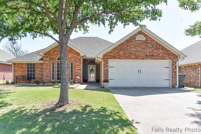 4937 Whisper Wind Drive, Wichita Falls, TX 76310 (MLS #160137) :: WichitaFallsHomeFinder.com