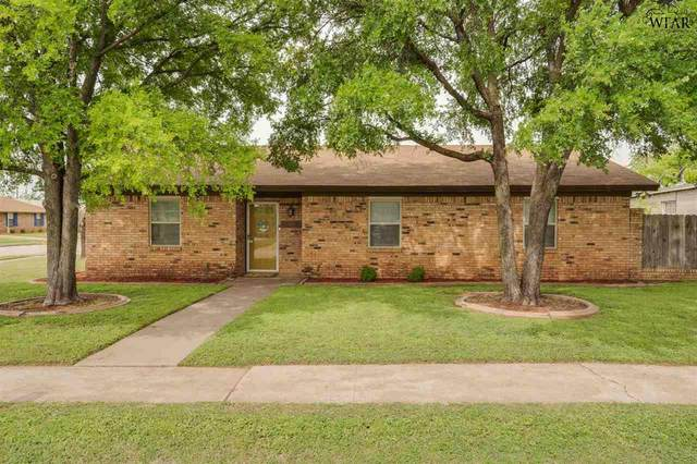 4004 Cynthia Lane, Wichita Falls, TX 76302 (MLS #160139) :: Bishop Realtor Group