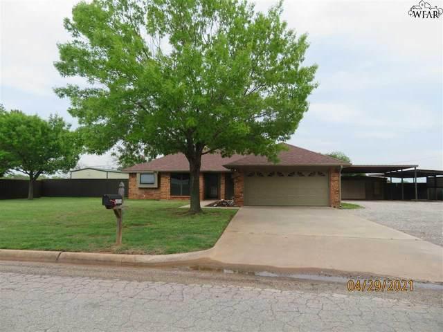 4536 Mourning Dove Lane, Wichita Falls, TX 76305 (MLS #160181) :: Bishop Realtor Group