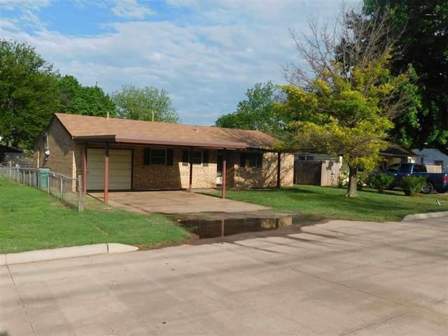 912 Cropper Road, Burkburnett, TX 76354 (MLS #160188) :: Bishop Realtor Group