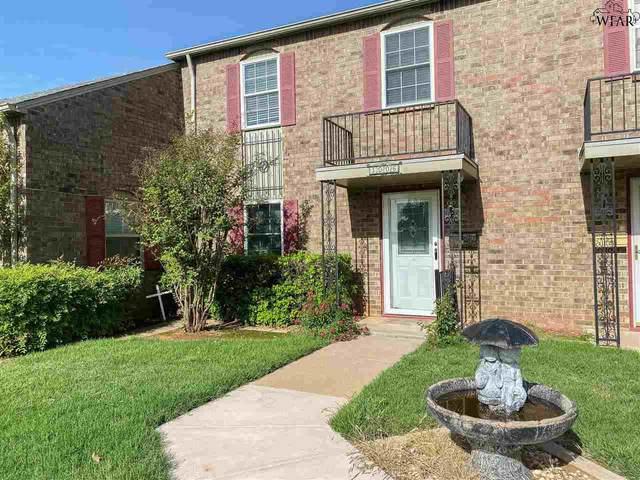 3006 Barrywood Drive, Wichita Falls, TX 76309 (MLS #160210) :: WichitaFallsHomeFinder.com