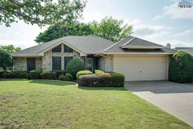 5412 Castle Drive, Wichita Falls, TX 76306 (MLS #160221) :: Bishop Realtor Group