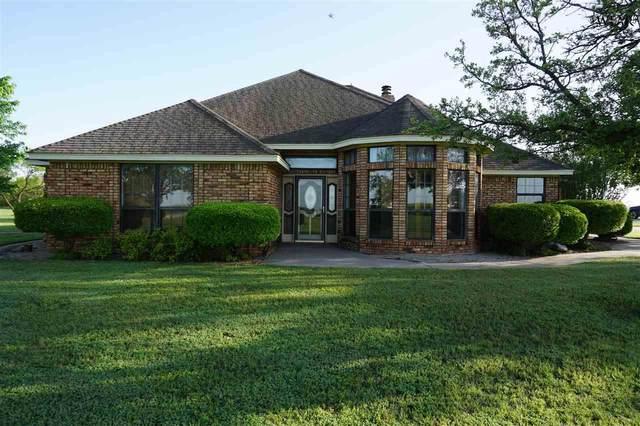 7083 Parker Ranch Road, Wichita Falls, TX 76310 (MLS #160223) :: Bishop Realtor Group