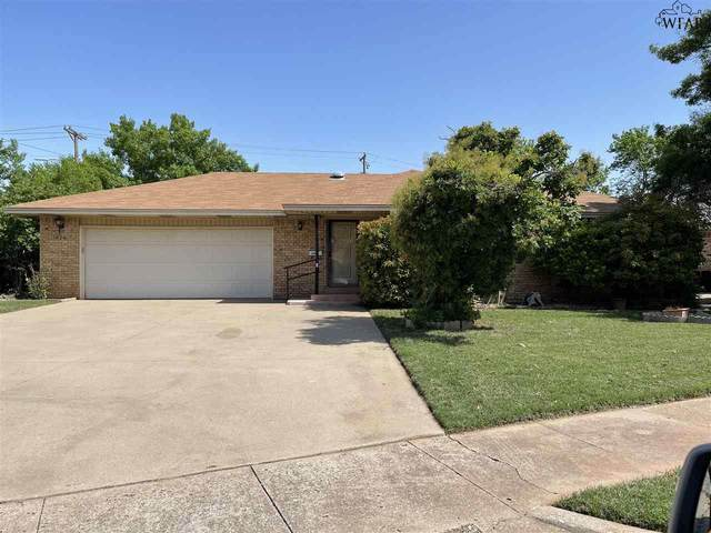 1426 Christine Road, Wichita Falls, TX 76302 (MLS #160231) :: Bishop Realtor Group