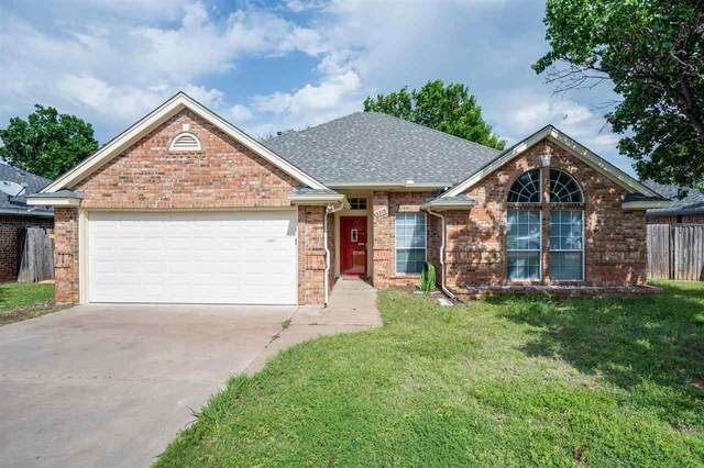 5315 Pebblestone Drive, Wichita Falls, TX 76306 (MLS #160234) :: Bishop Realtor Group